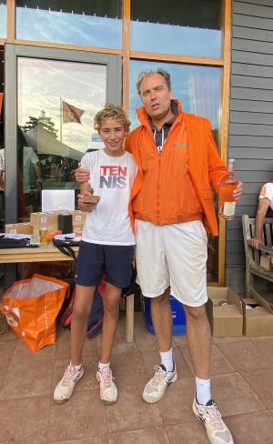 Daan & vader Philip